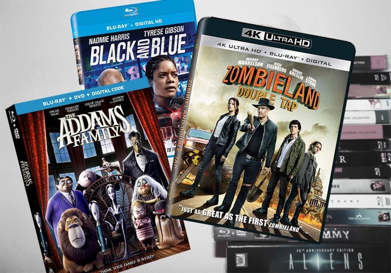 January 21 Bluray, Digital and DVD Releases in 2020 Blu