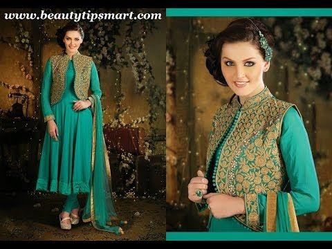 Top Latest Shalwar Qamezz Fashion Design For Women 2017