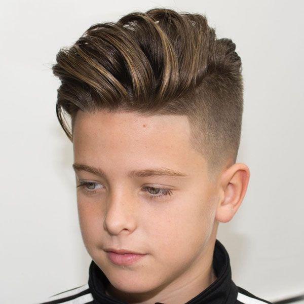 35 Cute Little Boy Haircuts + Adorable Toddler Hai