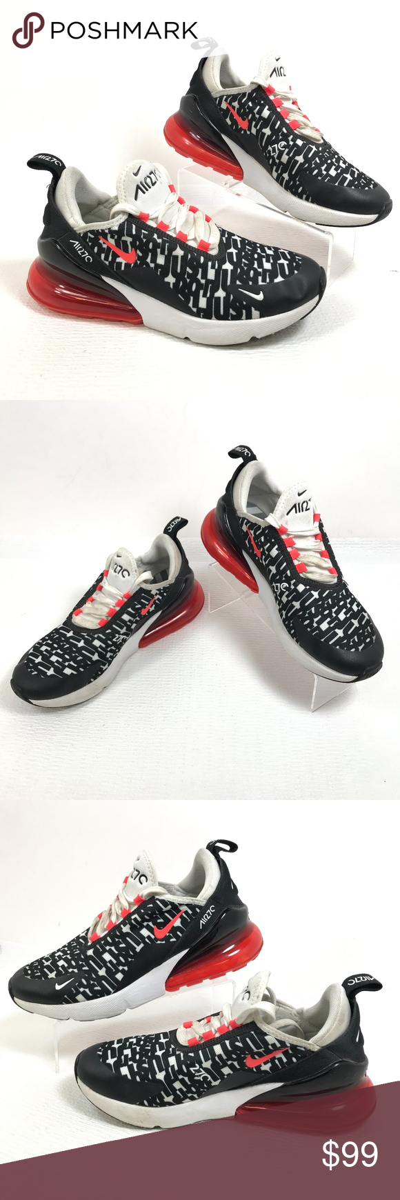 Nike Air Max 270 Youth Just Do It Shoes Nike air max