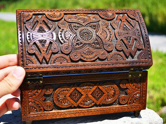 Large Decorative Gift Boxes With Lids Wooden Chest Box Wooden Tea Box With Lid Woodbox Pretty Storage