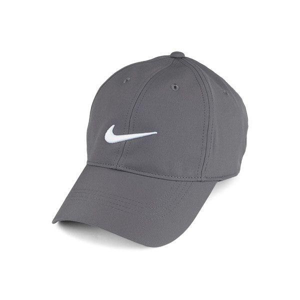 5dd82e5df74 Nike Golf Hats Legacy 91 Tech Baseball Cap Grey ( 23) ❤ liked on Polyvore