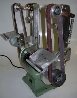 Hobby Workshop Projects Twin 30 Quot Belt Sander Grinder