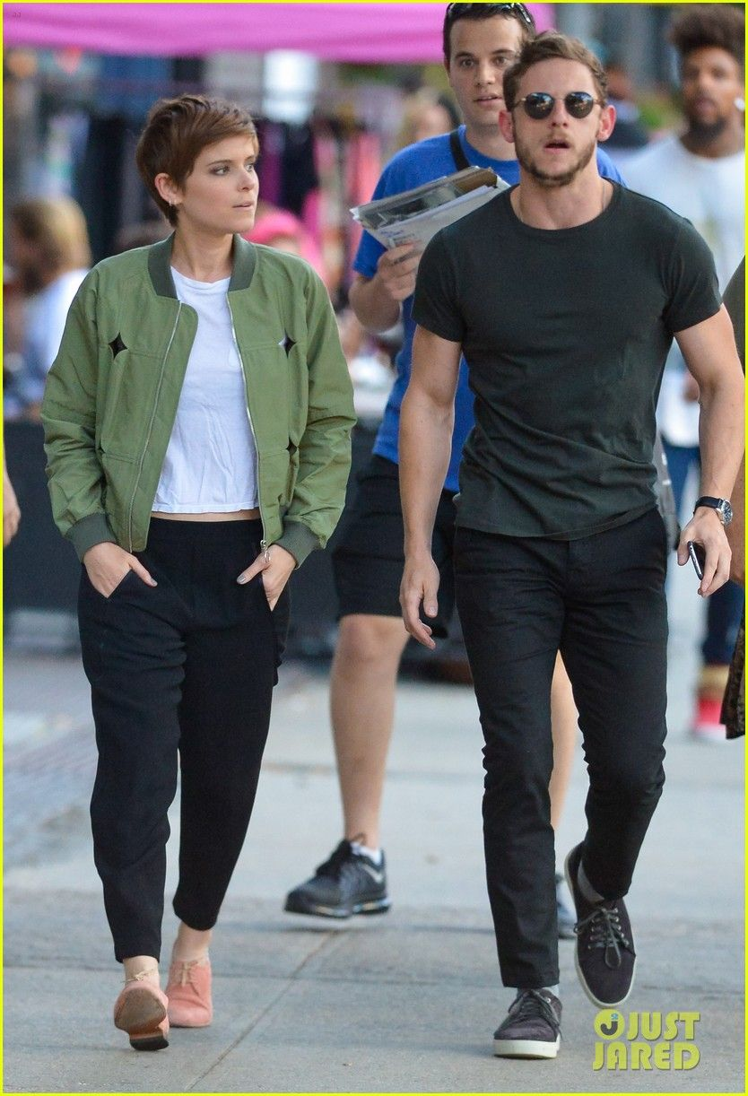 Kate Mara And Jamie Bell