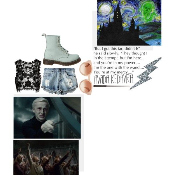 58/70 The Lightening-struck Tower, created by girloverboard on Polyvore