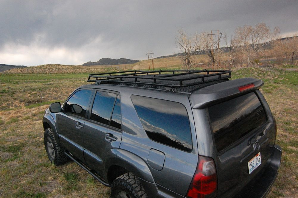 Full Length 4th Gen Rack 4runner Toyota 4runner Toyota 4