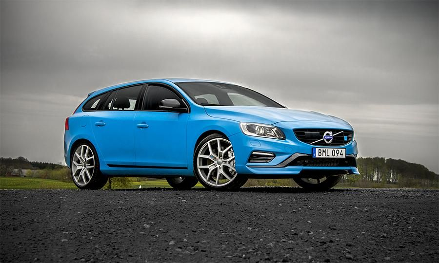 2015 Volvo V60 and S60 Polestar sedan and wagon review, test drive, price, horsepower and photo gallery from Autoweek - Autoweek