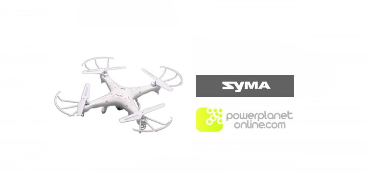 QuadCopter Syma X5C | REVIEW: POWERPLANETONLINE