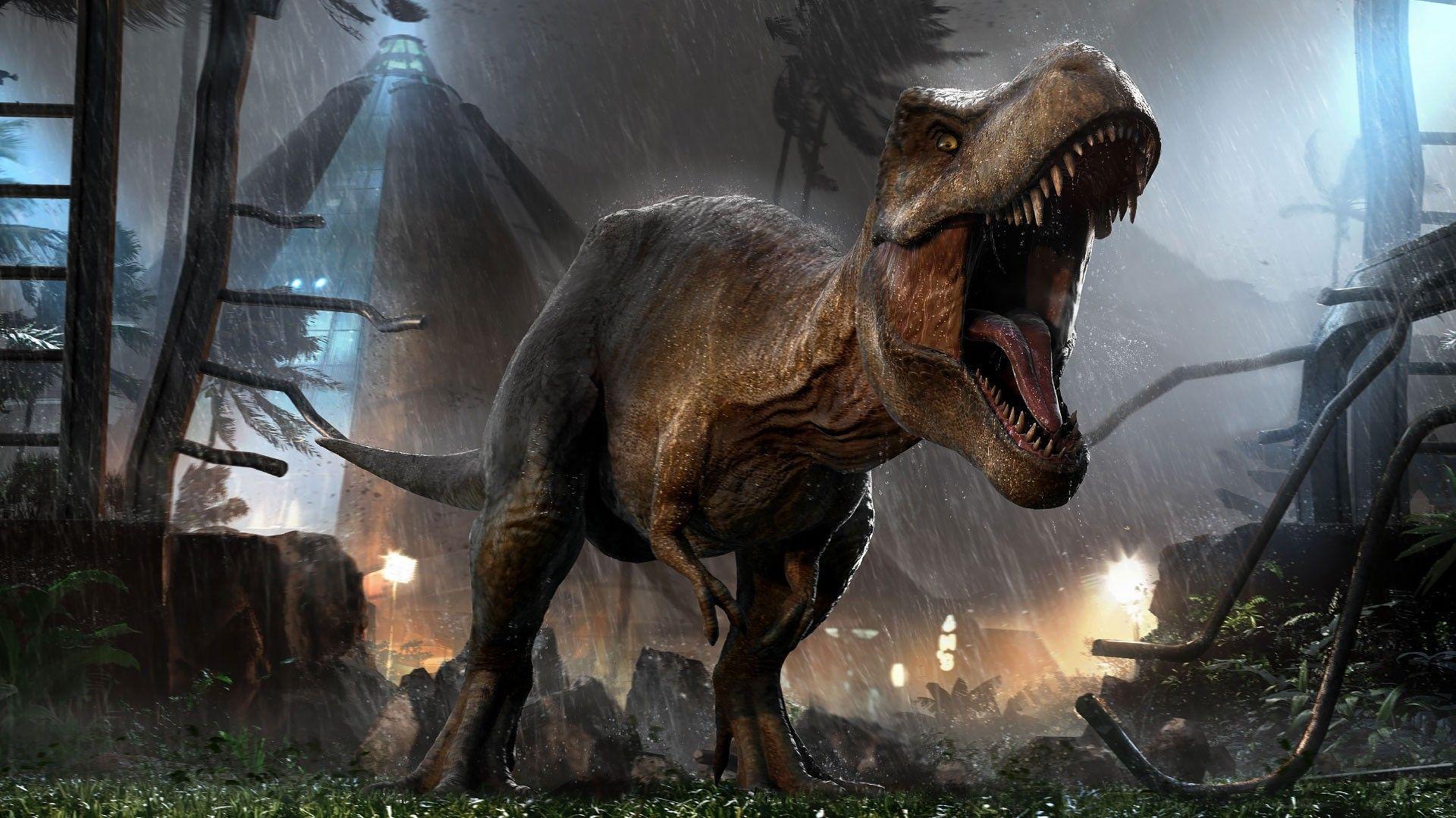 Official TRex Wallpaper (1920x1080) Jurassic world