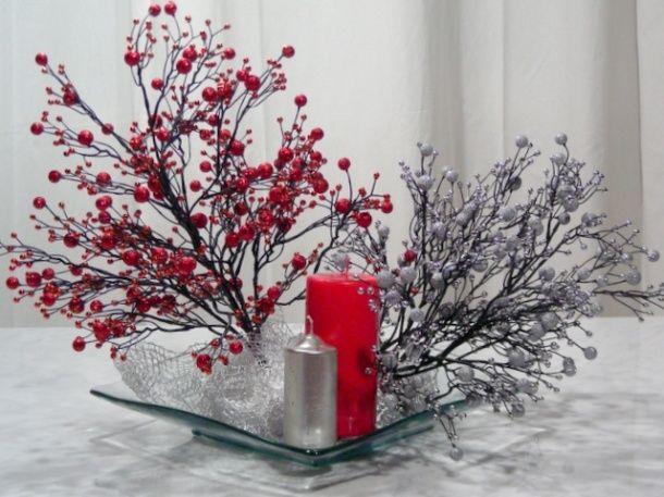 Centros de mesa para xv centros de mesa 15 a os - Hacer centros de navidad ...