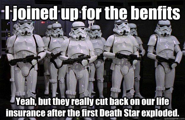 Stormtroopers Star Wars Memes Star Wars Stormtrooper