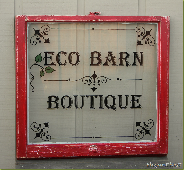 Pin By Barn57 Design Co Vintage M On Signs Of The Times Painting On Glass Windows Glass Painting Reverse Painted