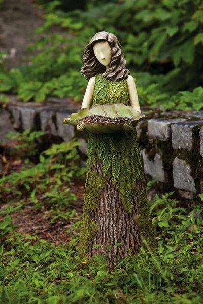 love this garden girl
