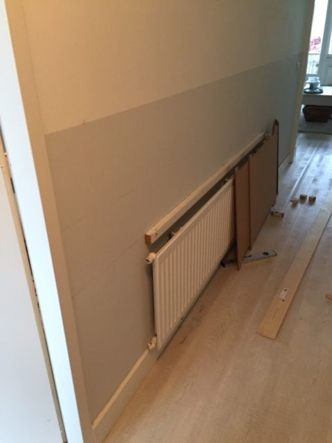 Comment fabriquer un cache radiateur ?   Radiators, Central
