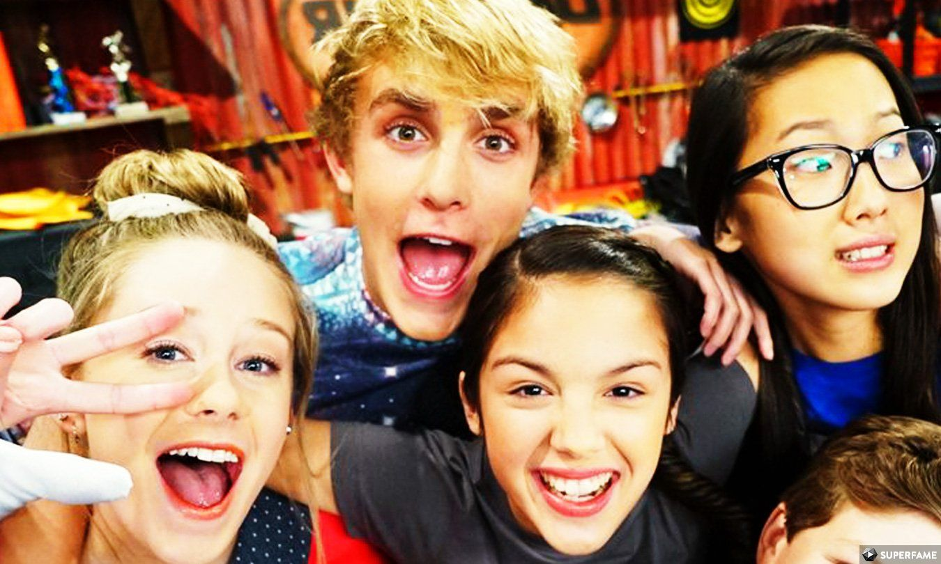 Jake Paul Makes History By Getting His Own Disney Show Jake Paul Old Disney Channel Shows Disney Shows