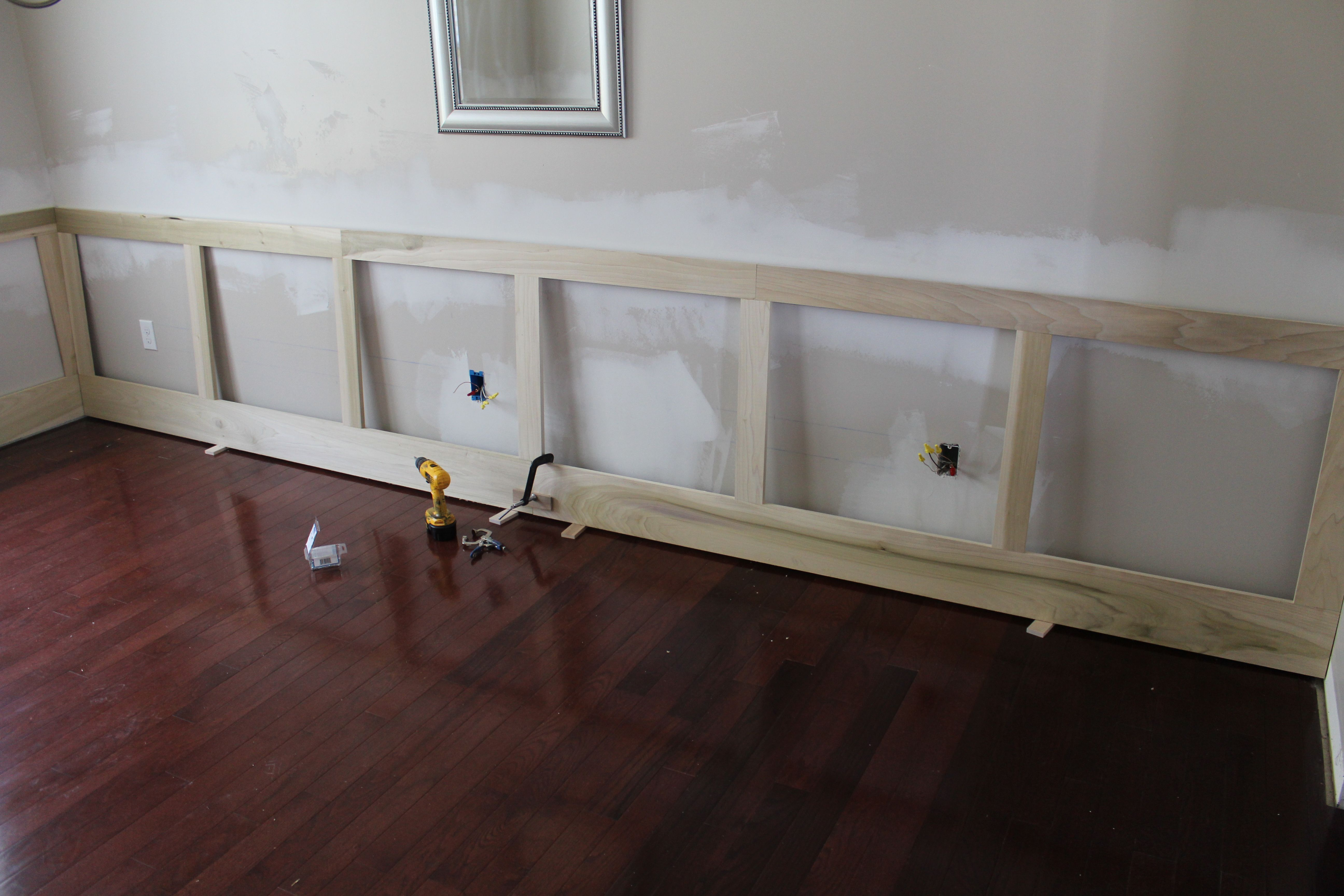 How to wainscoting ideas - 1000 Images About Wainscoting Ideas On Pinterest Chair Railing