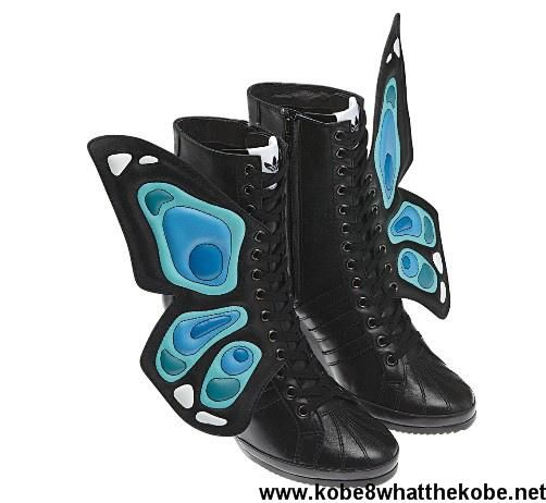 new arrival 269b8 773ce Latest Listing Adidas X Jeremy Scott Wings Wedge Butterfly Shoes Your Best  Choice