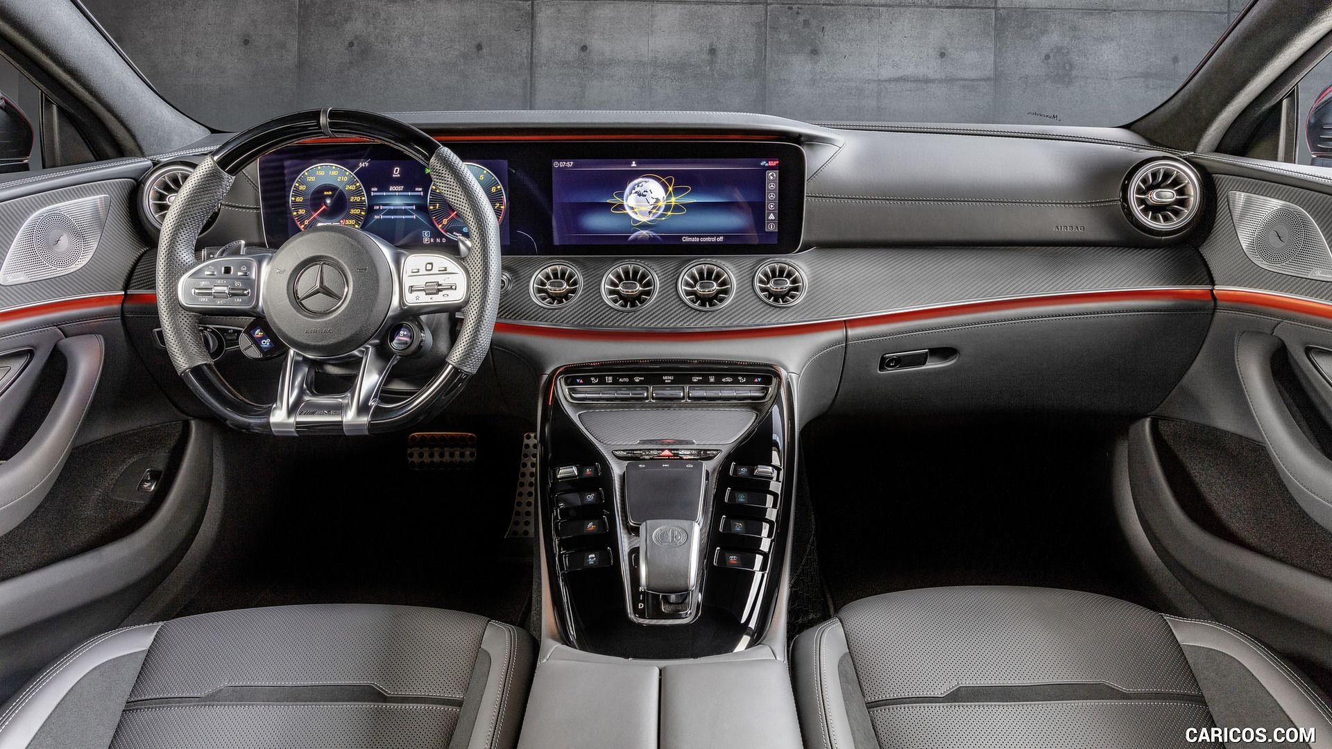 2019 Mercedes Amg Gt 43 4 Door Coupe