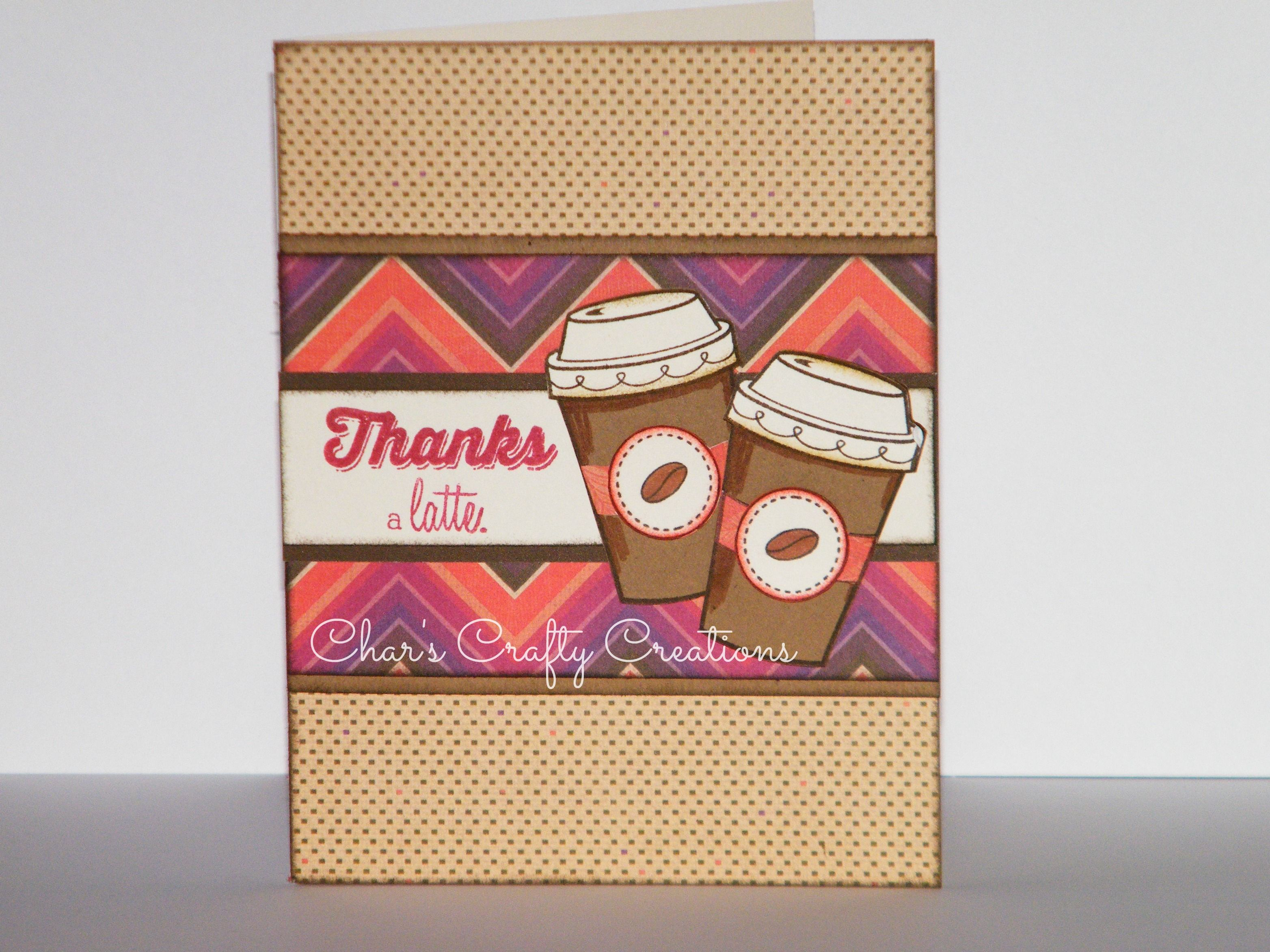 CTMH Sangria card by Char's Crafty Creations. Found a similar card on Pinterest done in another paper pack, but can no longer find the pin to credit the original artist. If it's you, please let me know!
