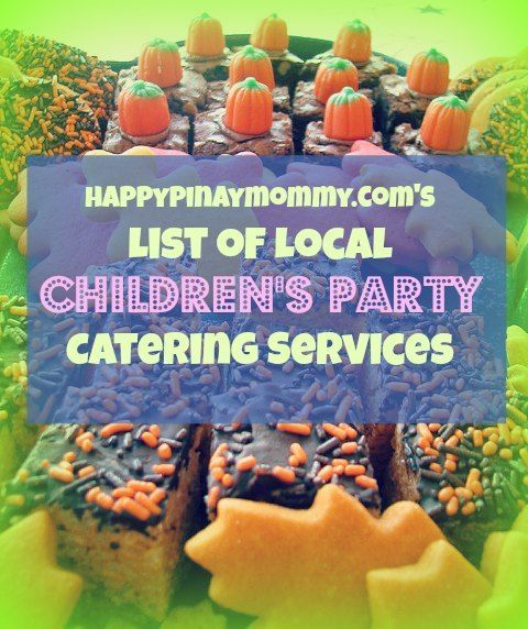 Looking For Childrens Party Food Caterers In The
