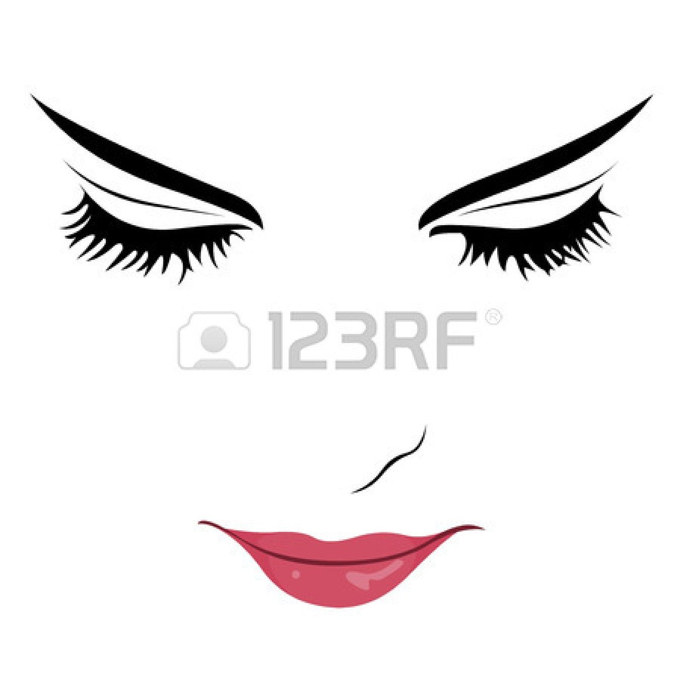 Eyes Closed Clipart
