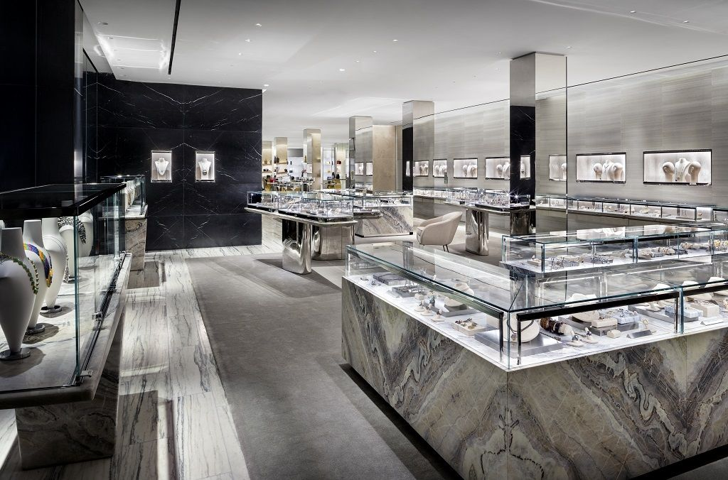 Barneys Downtown Is The Talk Of The Town Barneys New York Architect Downtown