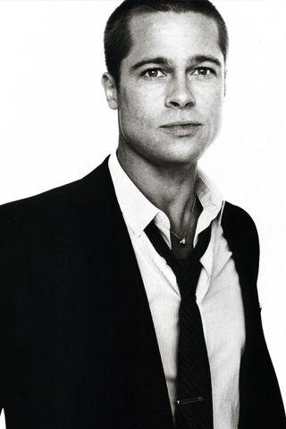 Brad Pitt (auh!)