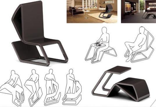 Amazing Multipurpose Furniture Ideas