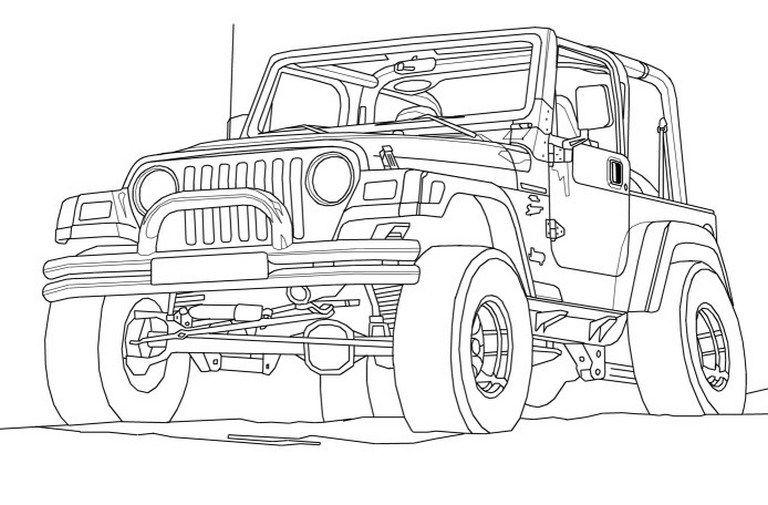 15 Jeep Wrangler Unlimited Diy Jeep Art Jeep Drawing Jeep Wrangler