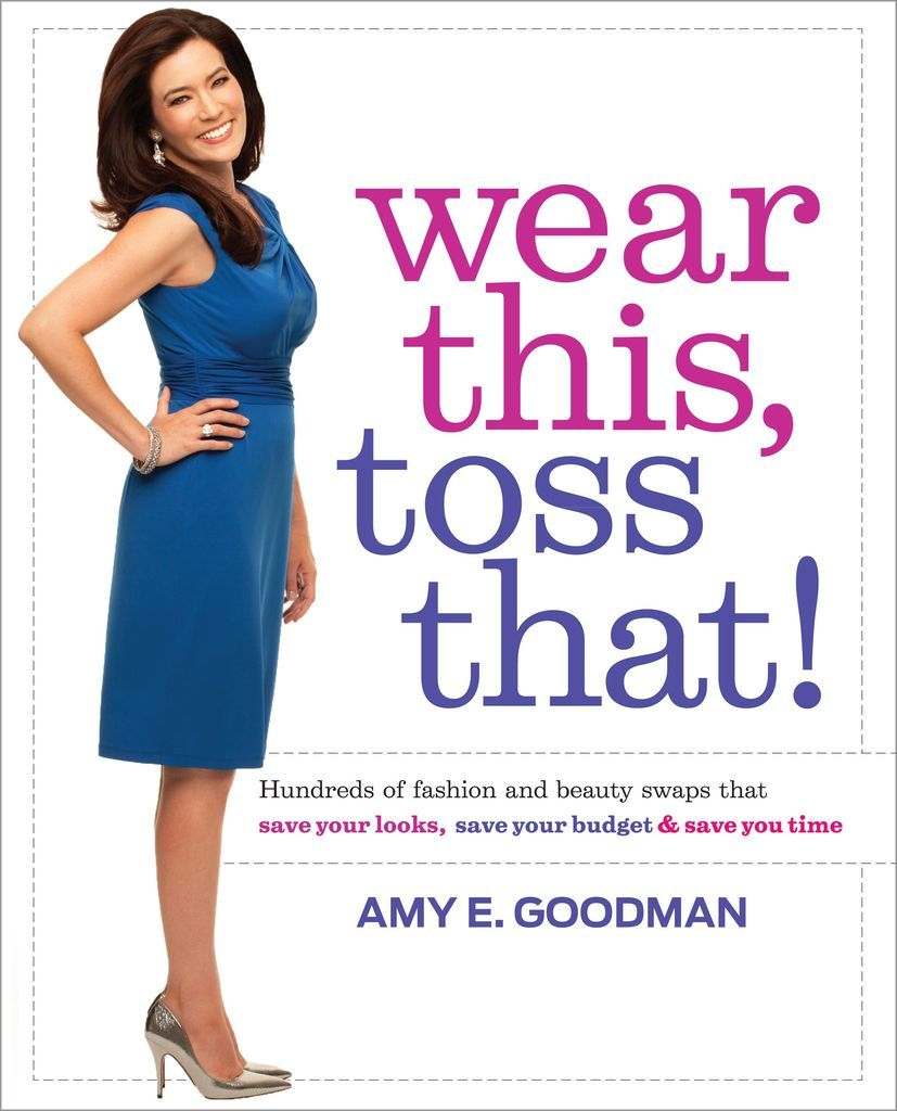 It costs us not to look our best! Dressing poorly costs us interviews, first impressions, money . . . and a whole lot more. But you can look good all the time, asserts Amy E. Goodman, the magazine maven and style expert who's a regular on NBC's Today show. Her one-stop fashion and beauty book cuts through the information overload to teach you how to dress to impress whatever your age, lifestyle, or size—while staying true to yourself and your budget. Who can afford clothes and makeup that…