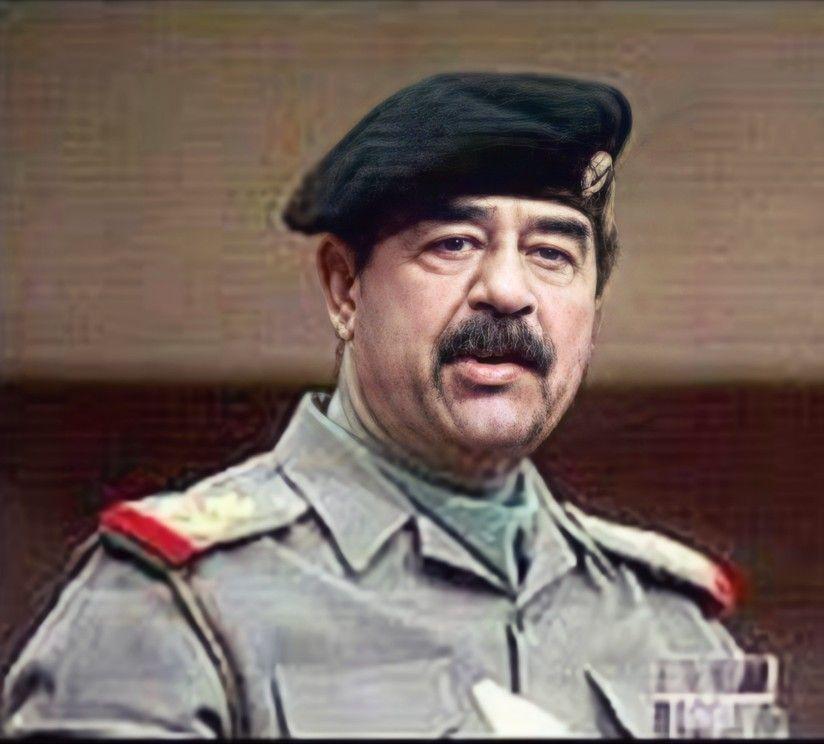 صدام حسين المجيد First World Baghdad Class