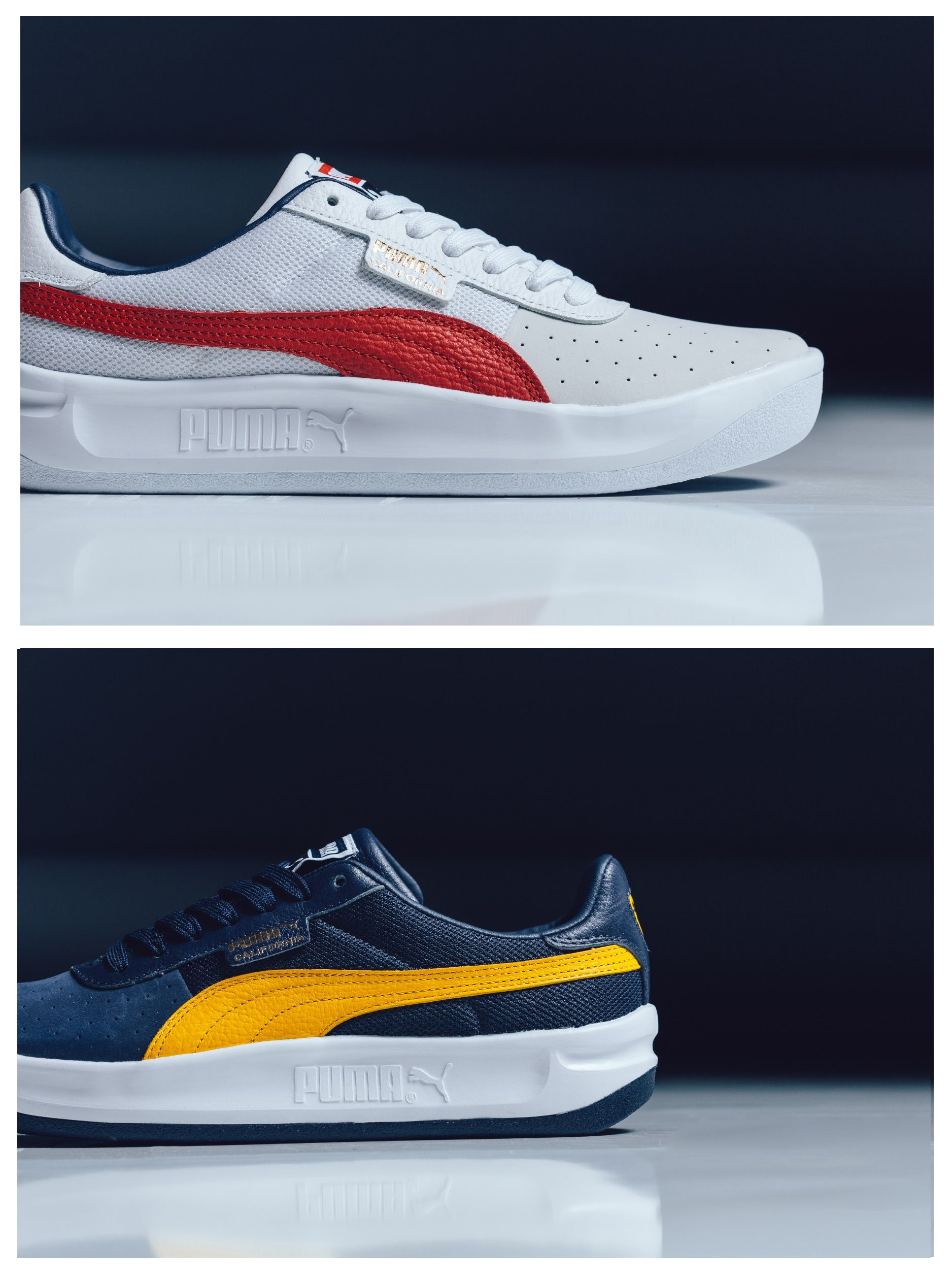 Puma California | Trendy sneakers, Sneakers fashion