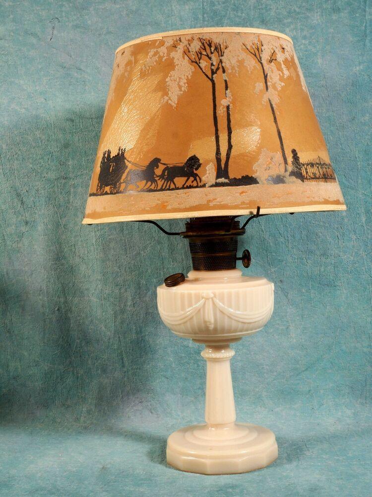 eBay Sponsored Aladdin Mantle Lamp Alacite Tall Lincoln