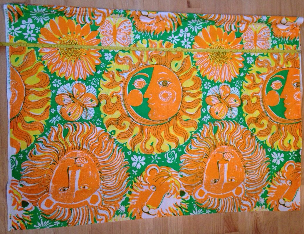 Lilly Pulitzer Fabric Vintage Lilly Pulitzer Fabric In Jims Stuff By Zuzek Key West