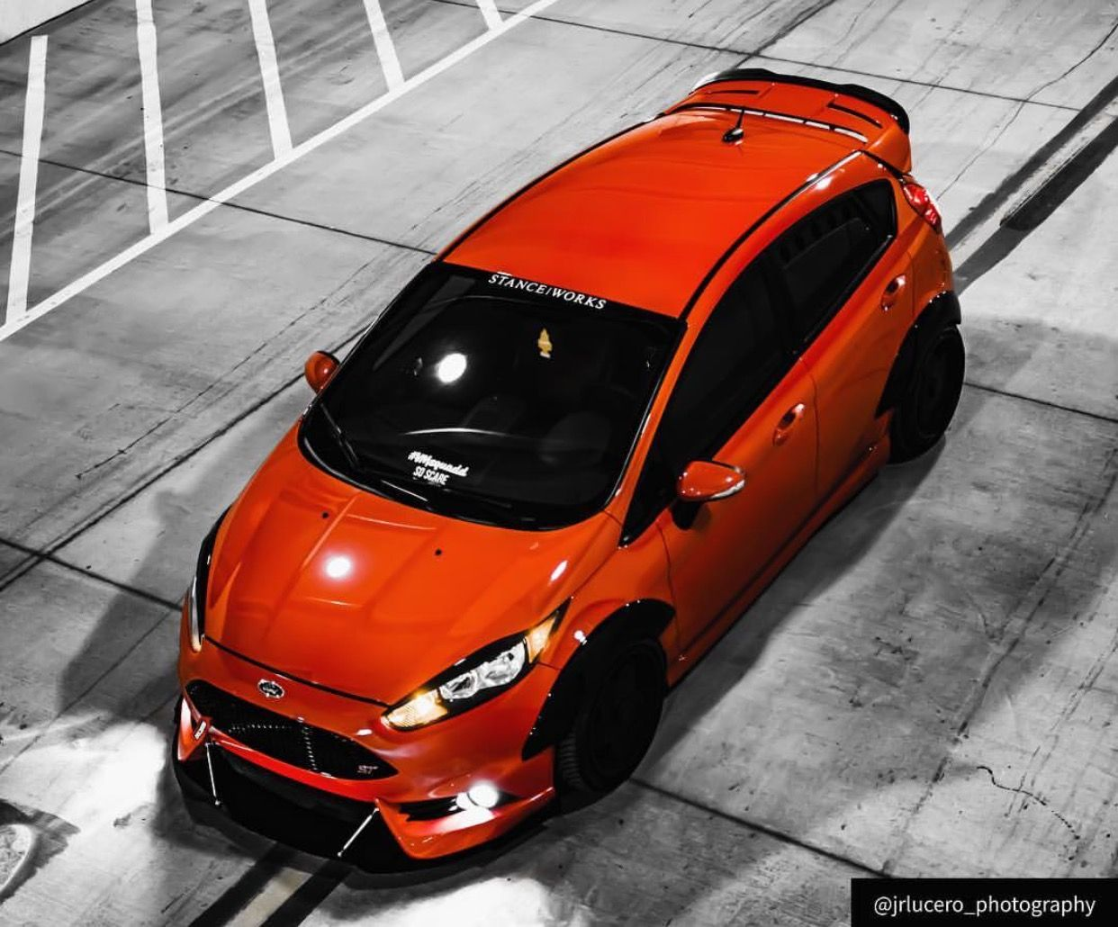 Fiesta St Car Ford Ford Fiesta St Ford Mustang Shelby Gt
