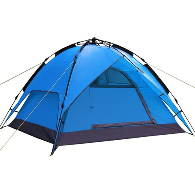 Factory Wholesale Supply Folding Water Proof Tendon Double Tent Outdoor Beach Dew C&ing Tourism Disaster Family  sc 1 st  Pinterest : best waterproof tents - memphite.com