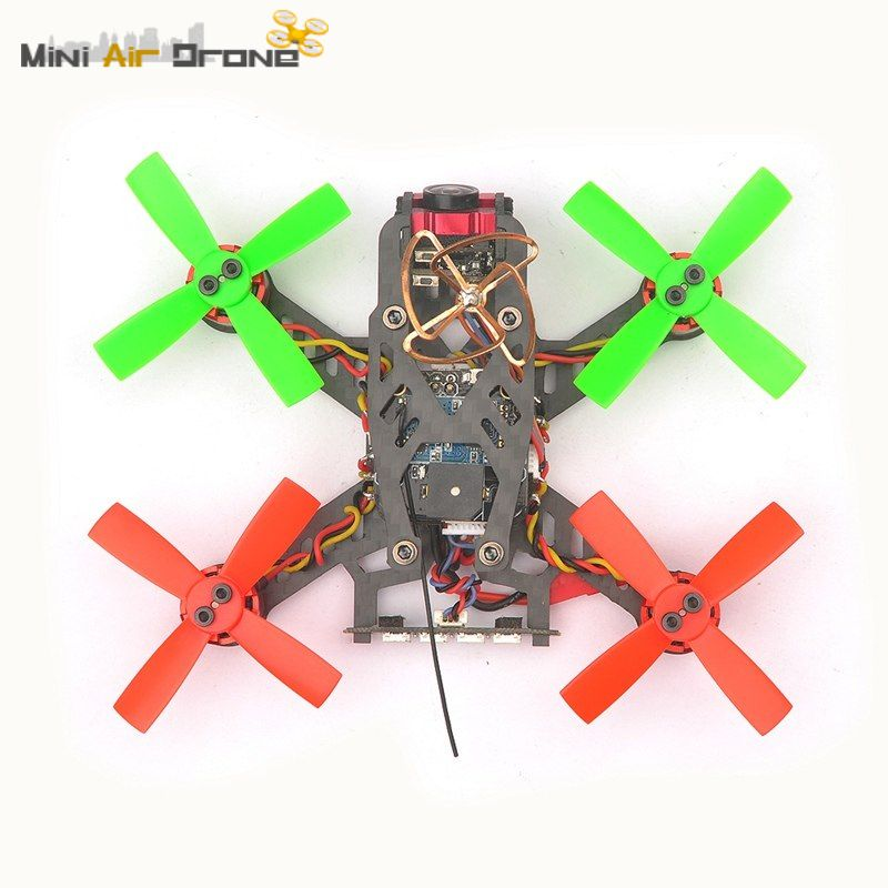 In Stock Eachine For Aurora100 100mm Mini Brushless Fpv Racer Bnf W F3 Osd 10a Dshot600 5 8g 25mw 48ch Vtx Rc Multicopter Fpv Mini Air Drone