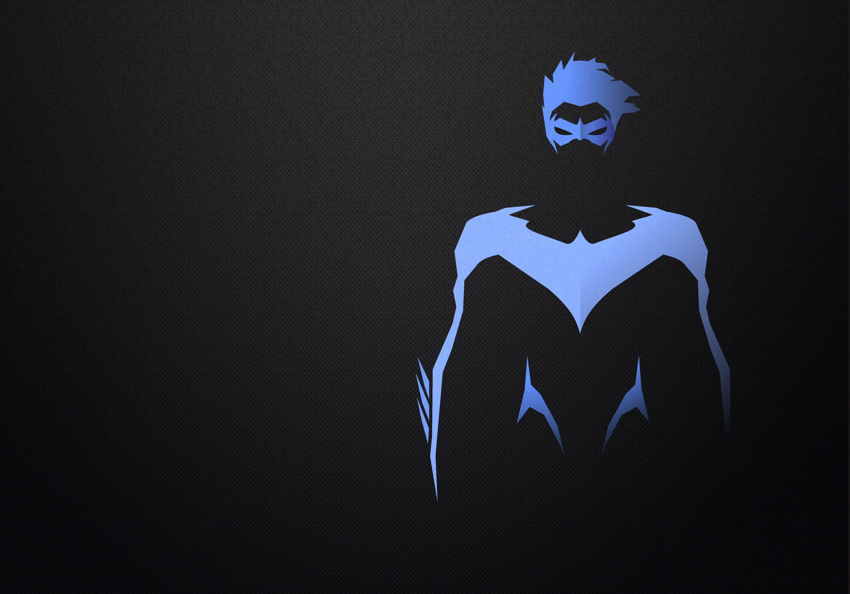 Nightwing Wallpaper Wide For Desktop Wallpaper Novos 52 Asa Noturna