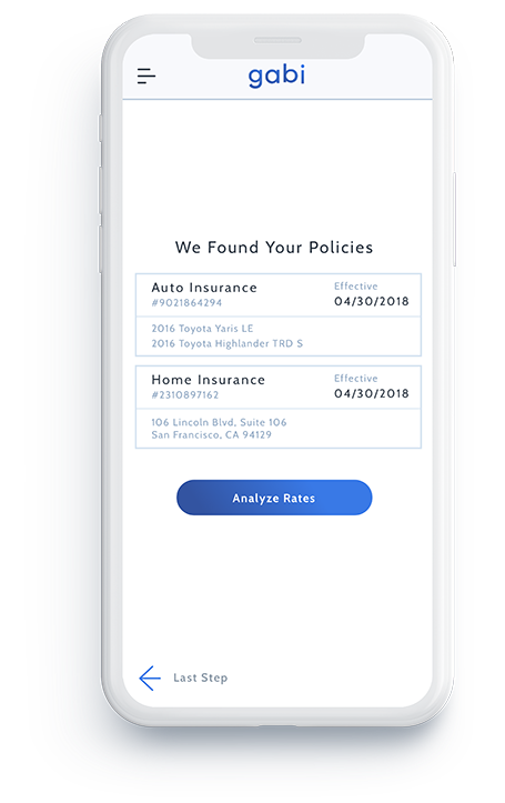 Gabi Insurance Comparison Tool Best Homeowners Insurance Homeowners Insurance Personal Insurance