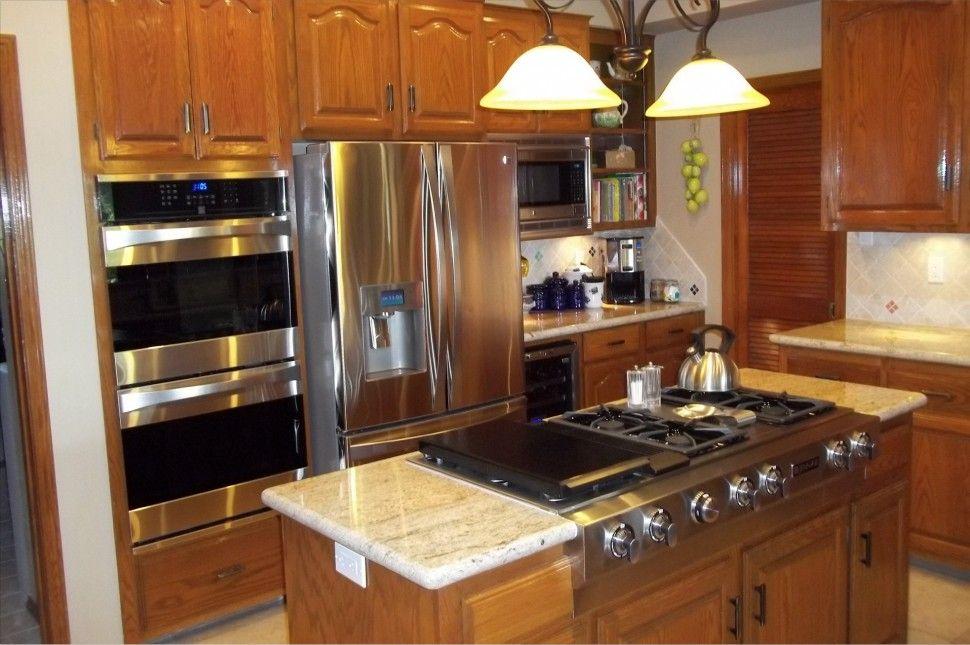 Practical Kitchen Liance Placement Ideas