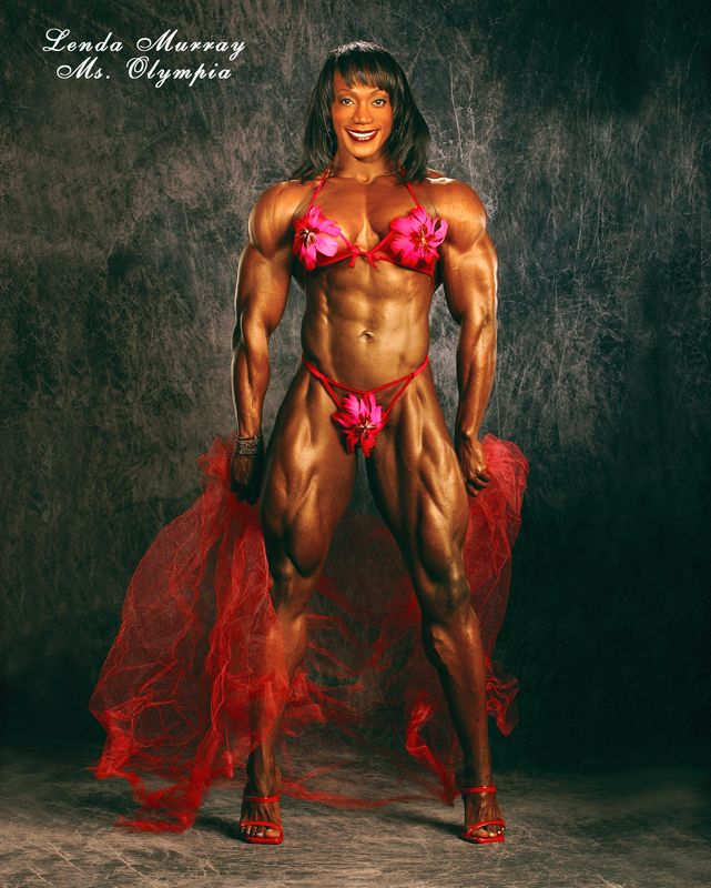 Femal Body Builder Lenda Murray | Lenda Murray Updates ...