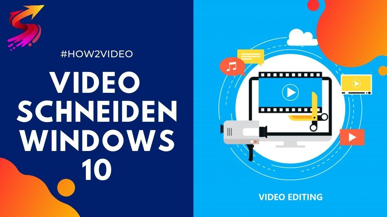 Willst Du Schnell Und Einfach Ein Video Schneiden Mit Windows 10 Dann Kannst Du Das Mit Dem Kostenlosen Video Editor Ehema In 2020 Video Schneiden Videos Video Clips