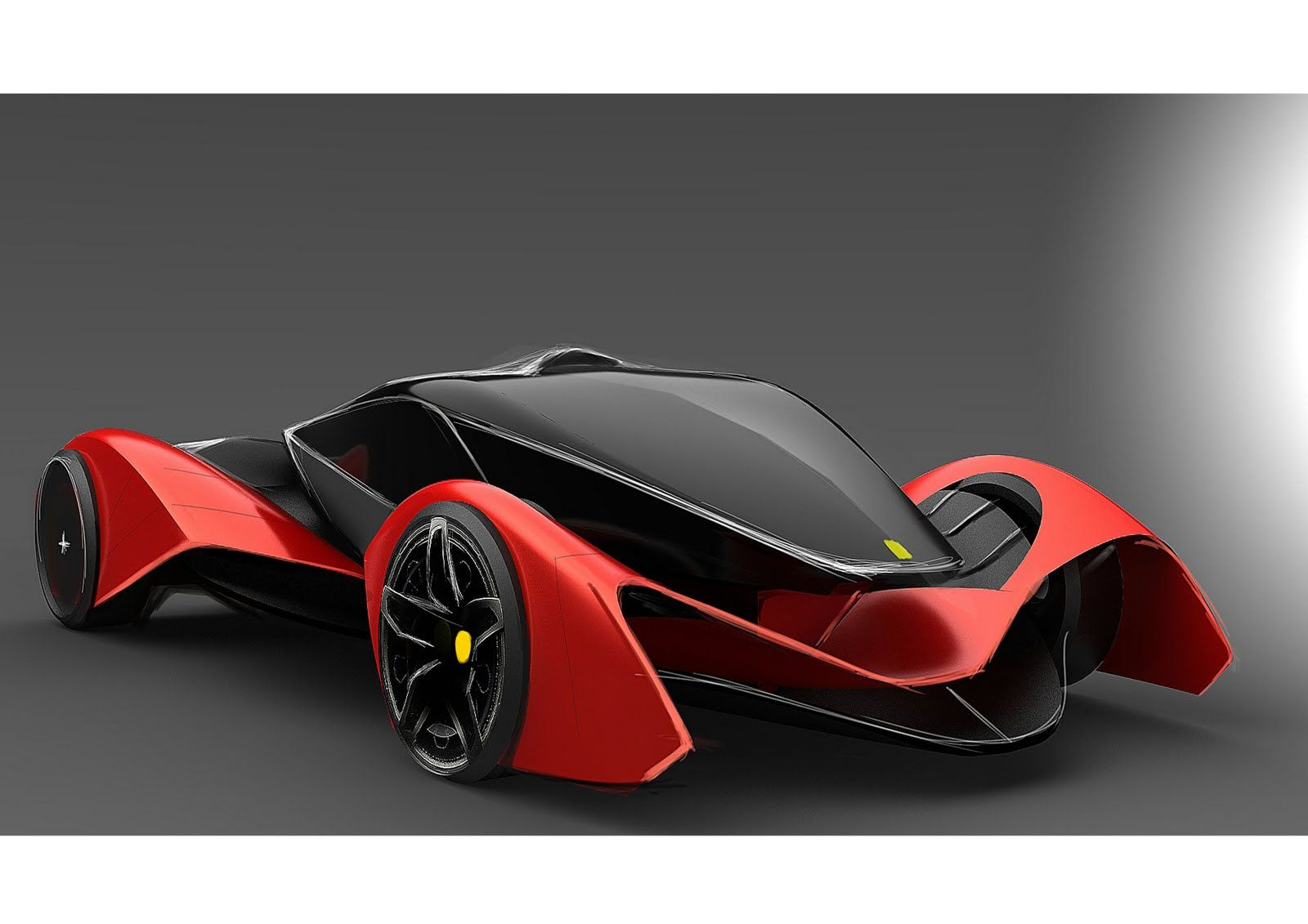 Car design and my life... ferrari Voitures design