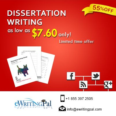 Dissertation writing services usa lahore