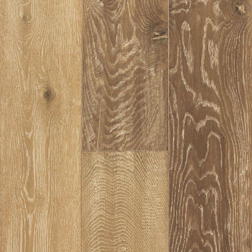 7 Inch Oak Latte Wire Brushed 12 Inch Engineered Hardwood Flooring