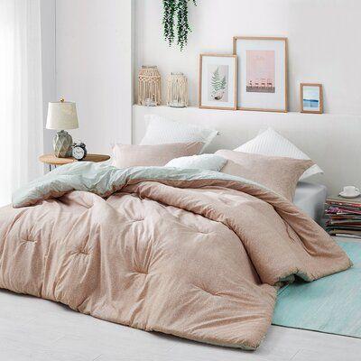 Red Barrel Studio Andish Reversible Comforter Set Wayfair Oversized King Comforter King Comforter Twin Xl Comforter