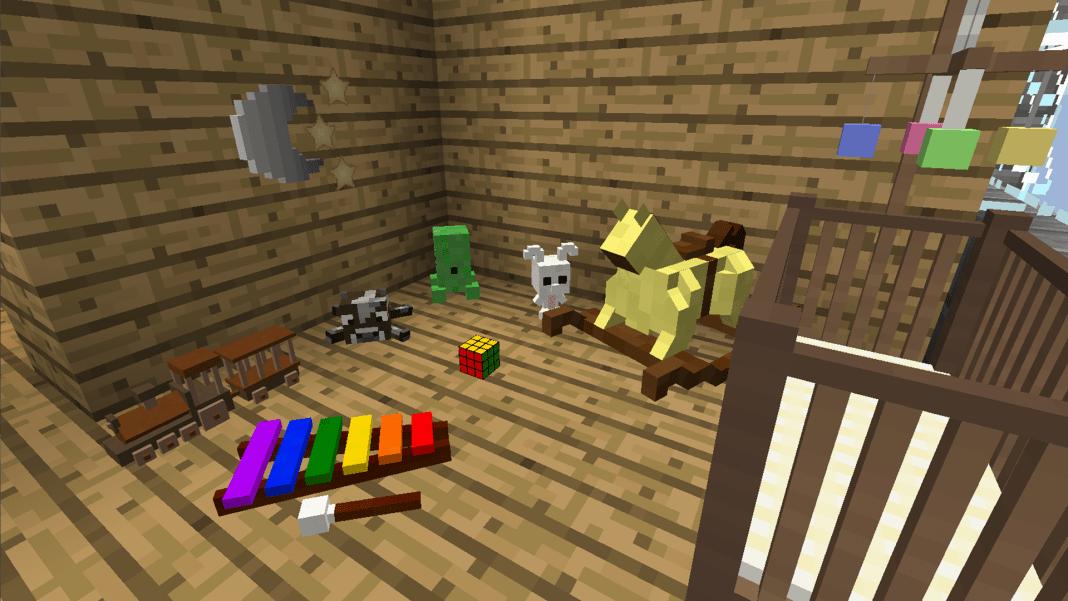 Decocraft Mod for Minecraft 1 16 3/1 15 2/1 14 4/1 13 2
