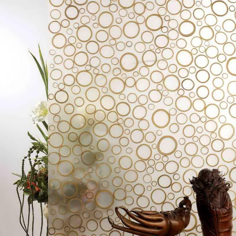 Acrylic Decorative Wall Panels With Unique Wood Sculpture