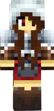 This Was My Skin It S An Assassins Creed Skin For Girls