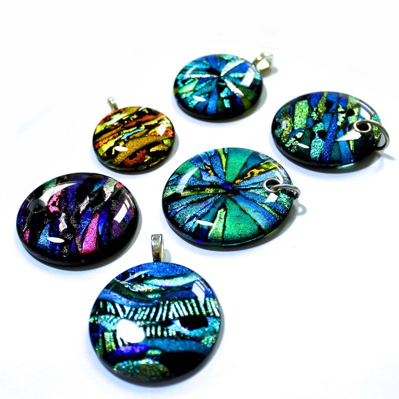Gallery advanced dichroics glass course warm glass uk